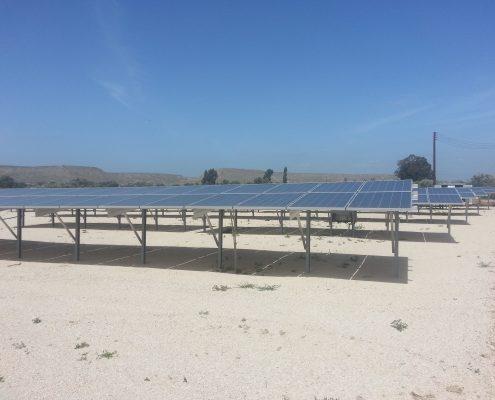 Εγκατάσταση φωτοβολταϊκού πάρκου ισχύος 99,84kWp