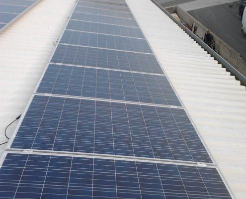 Εγκατάσταση 20kWp στο Δάλι
