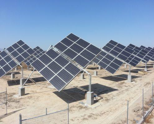 Εγκατάσταση φωτοβολταϊκού πάρκου ισχύος 99,28kWp