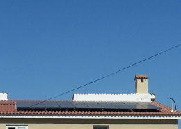 Εγκατάσταση NET-METERING σε κεκλιμένη οροφή στην Αθηαίνου