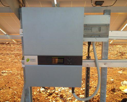 Εγκατάσταση 20kWp στη Σωτήρα Αμμοχώστου